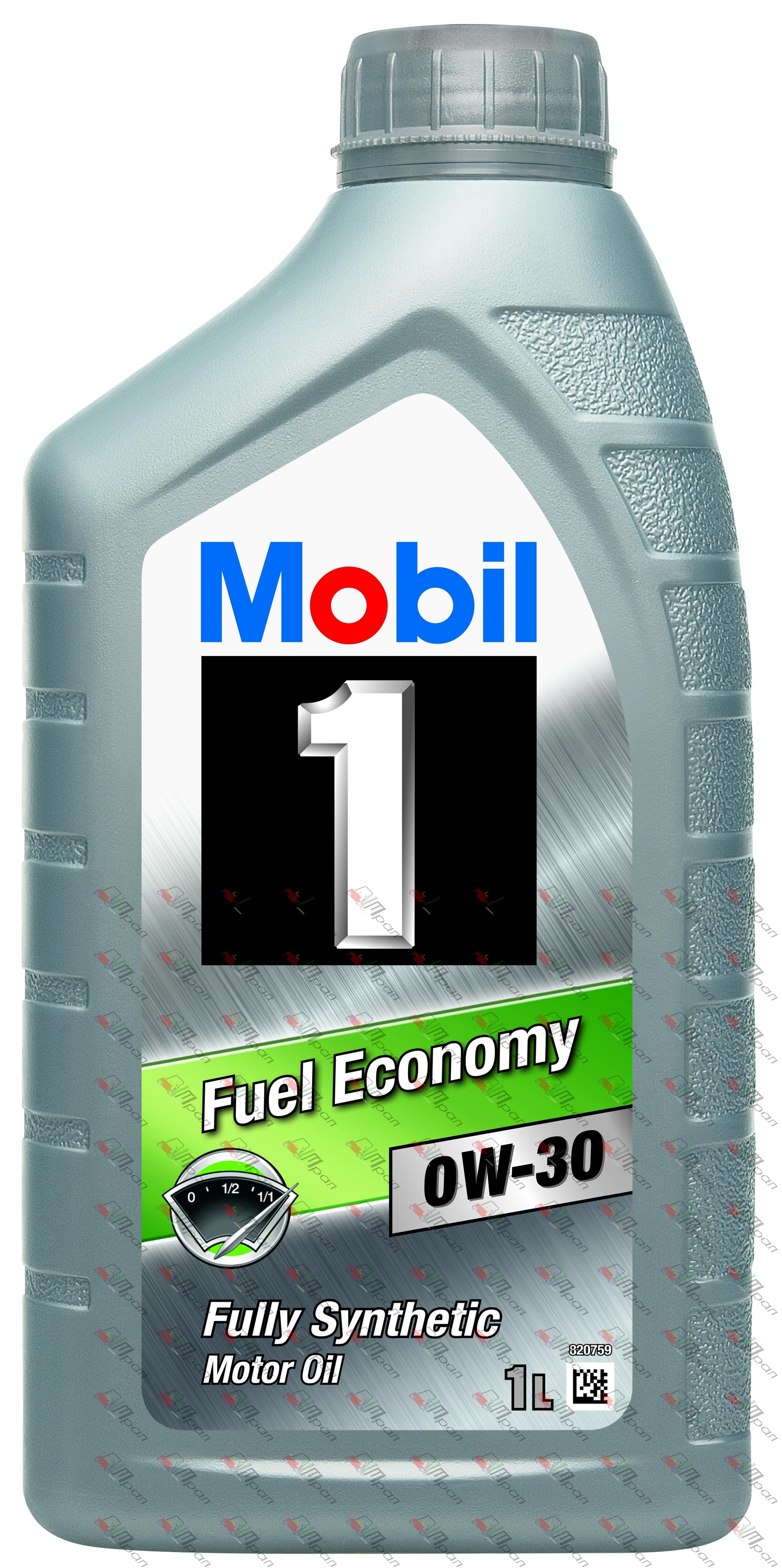 Mobil Масло моторное синтетич. Mobil 1 FE 0w30 1л