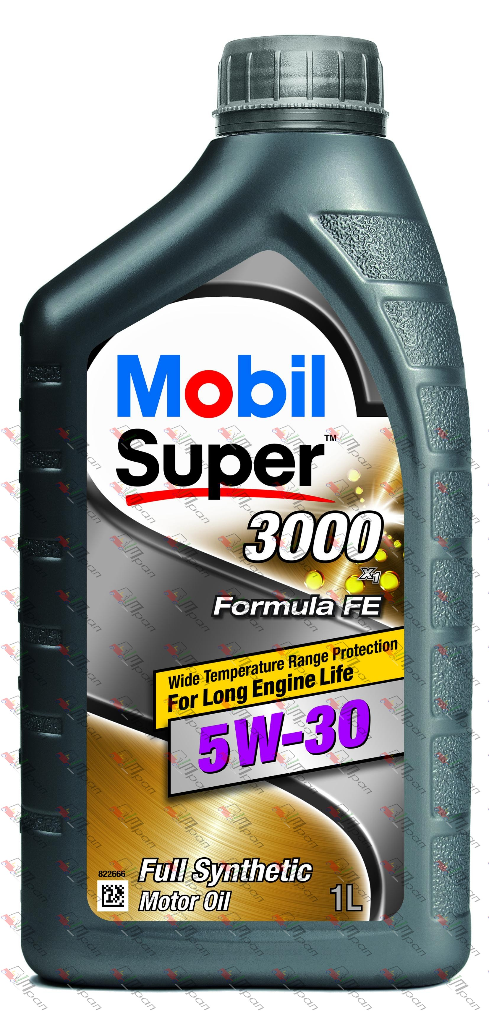 Mobil Масло моторное синтетич. Mobil Super 3000 FE 5w30 1л