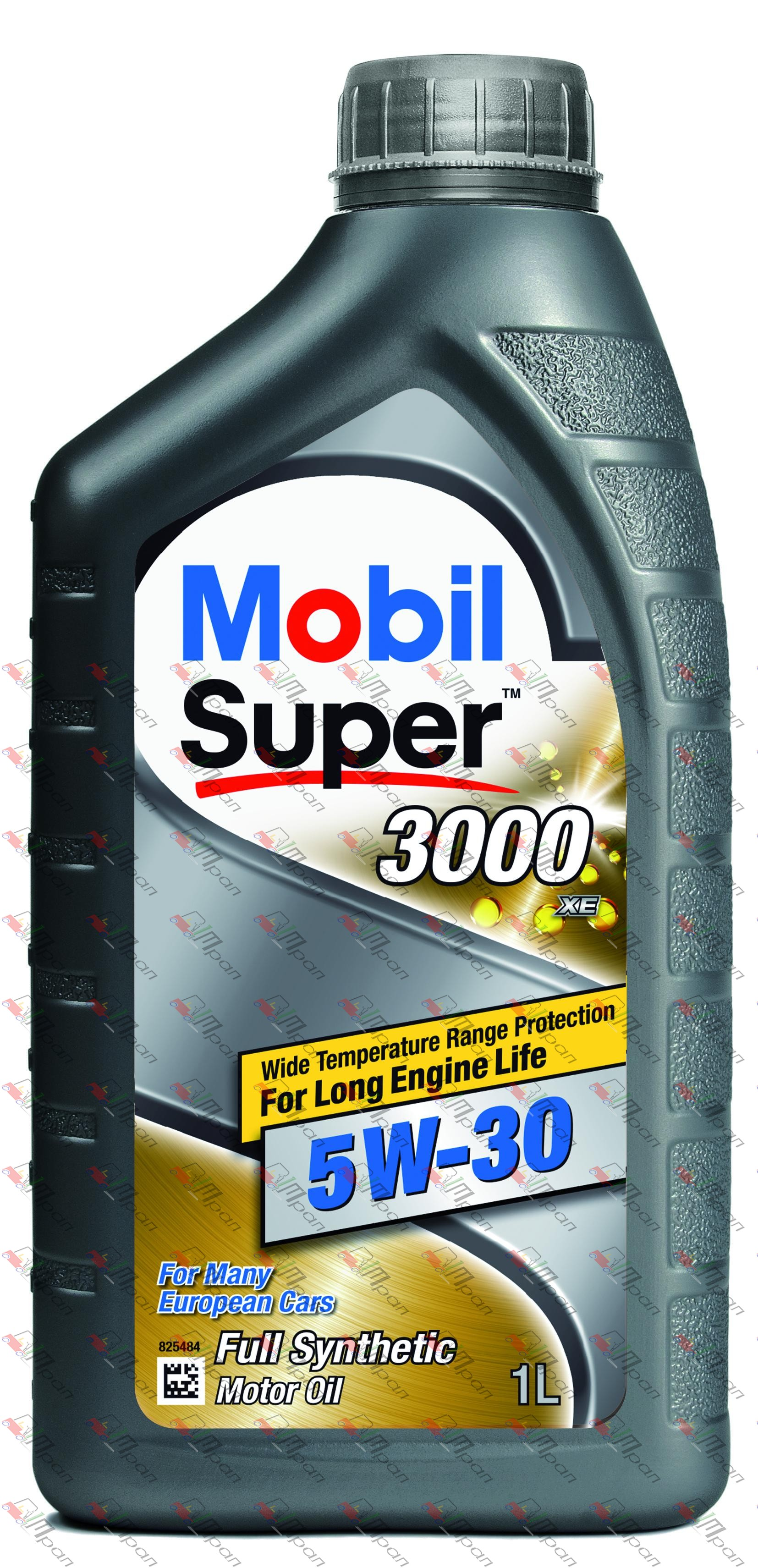 Mobil Масло моторное синтетич. Mobil Super 3000 XE 5w30 1л