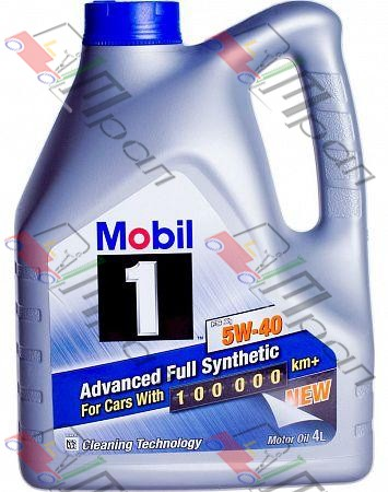 Mobil Масло моторное синтетич. Mobil 1  FS 5w40 X1, 4л.