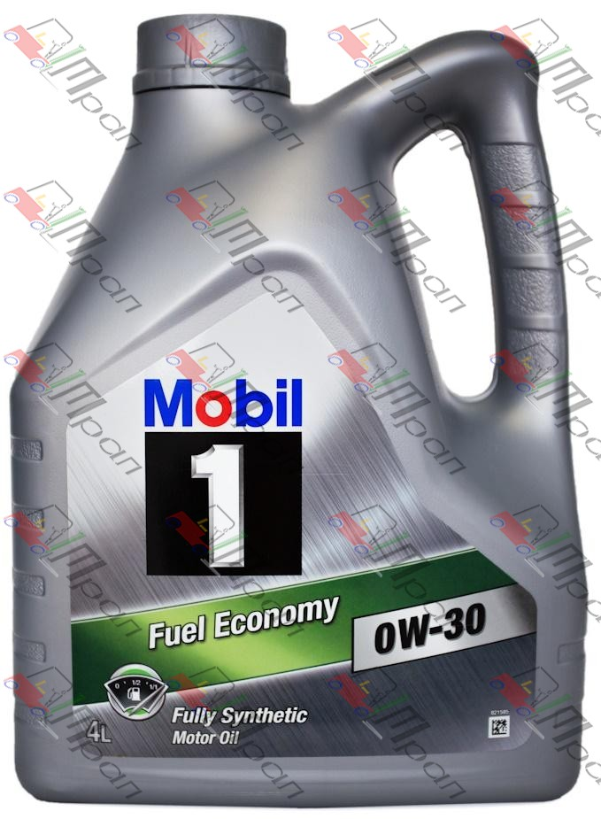 Mobil Масло моторное синтетич. Mobil 1 0w30 FE 4л.
